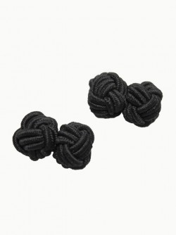 black_silk_knot